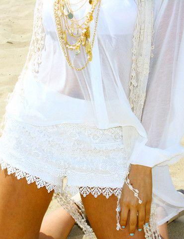 Light as air summer clothes