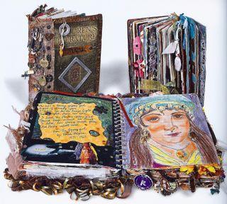 Art journals.