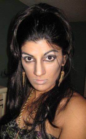 Death Barbie #halloween #costume #makeup #DIY