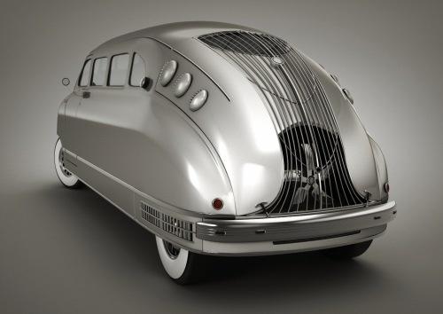 Разходка със Стаут Скараб, модел от 1935 г.!