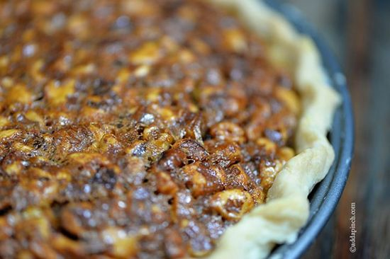Toffee Pecan Pie Recipe - Cooking