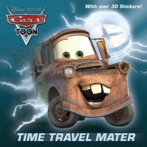 Cars Time Travel Mater