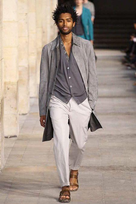 Hermès Menswear Spring 2014