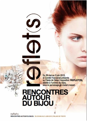 Reflets - Palais de Tokyo, Paris (FR) - 29 Mai-3 Juin 2013