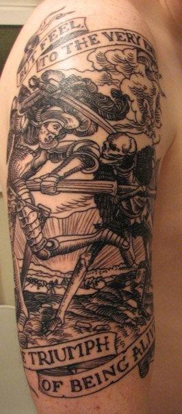 scott sylvia at blackheart tattoo, san francisco