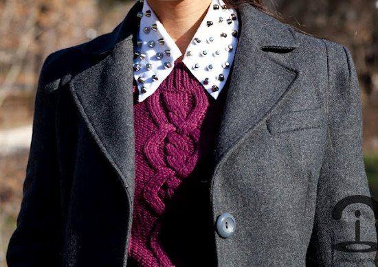 DIY Fashion Collar - 11 Easy Ways - MBDesire