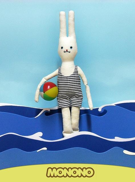 Monono Doll, via Brichopas about toys