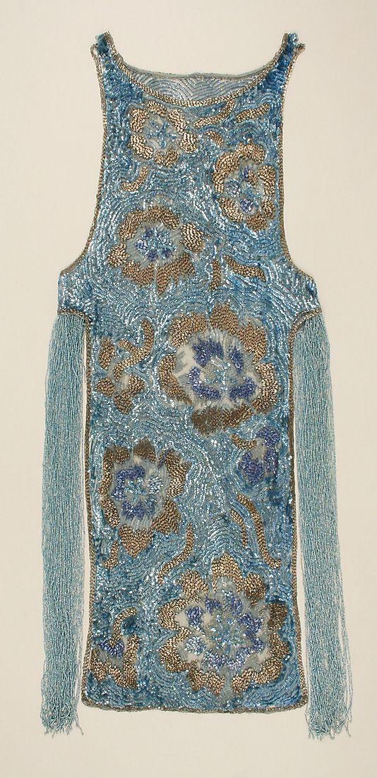 Evening dress - 1924