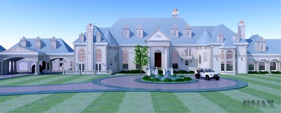 Luxury Houses Design Model