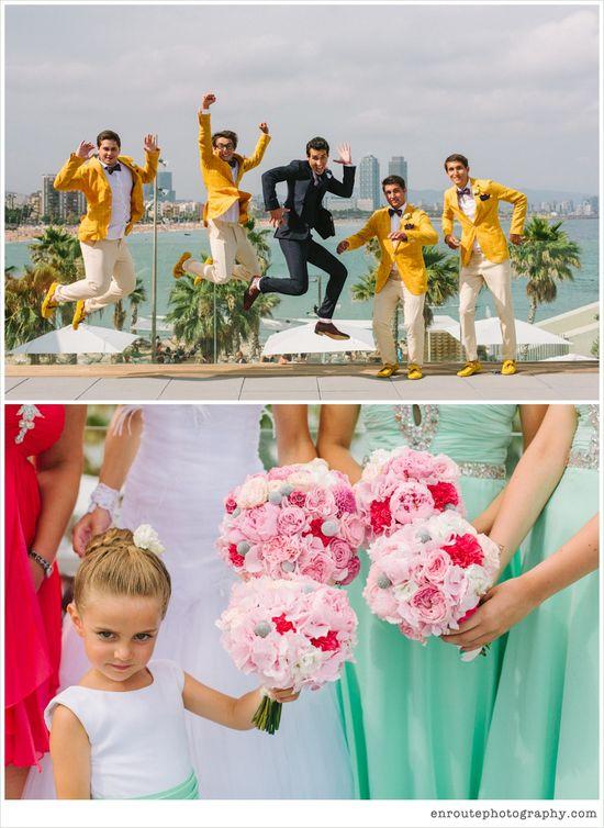 W Barcelona Wedding Photography