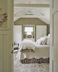 cozy bedroom retreat...how calming and relaxing is this???