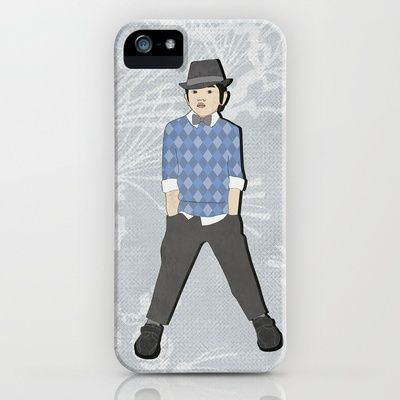 Boys formal wear blue argyle iPhone & iPod Case by Aquamarine Studio - $35.00 Boy, Asian boy, youth, preteen, model, fashion, illustration, fashion design, sweater, bow tie, hat, shoes, pants, dress clothes, apparel, outfit, winter, wardrobe, digital, paper,