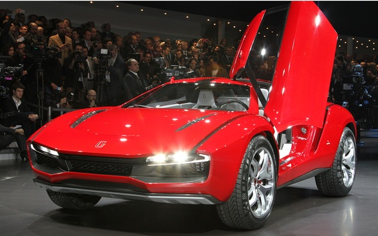 Best Niche Ever? Mid-Engined Italdesign 4WD Coupe Has Lamborghini V-10