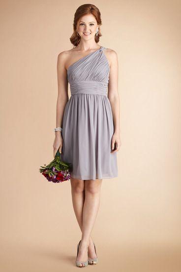 donna morgan bridesmaids dresses Rhea - Flat Chiffon