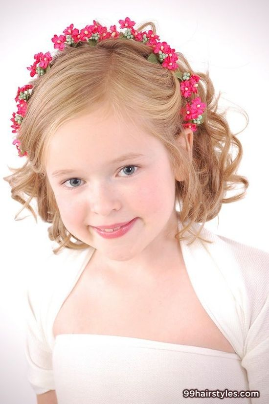 litle girl hairstyle - 99 Hairstyles Ideas