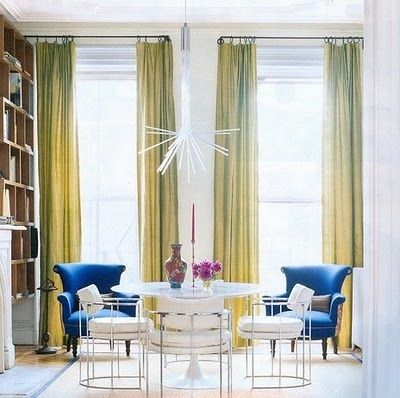 Curtains Ideas curtains for double windows : window treatment with Curtain Panels | Maureen Stevens