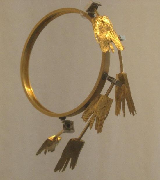 José Luis Castañ - bracelet serie Synchronization