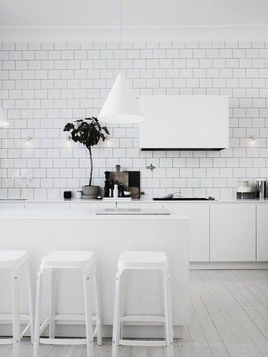 #KITCHEN #interior #design FROM #Swedish #interior #stylist Lotta Agatons home #47parkavenue