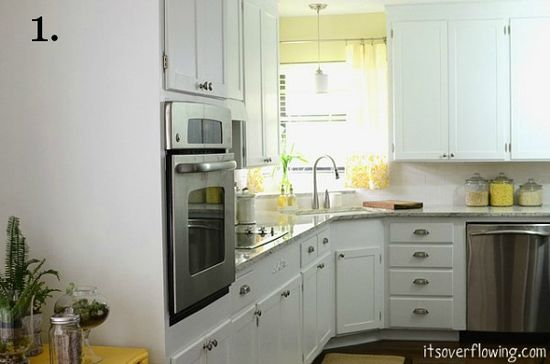 Light and Bright 1950?s Ranch Kitchen Makeover