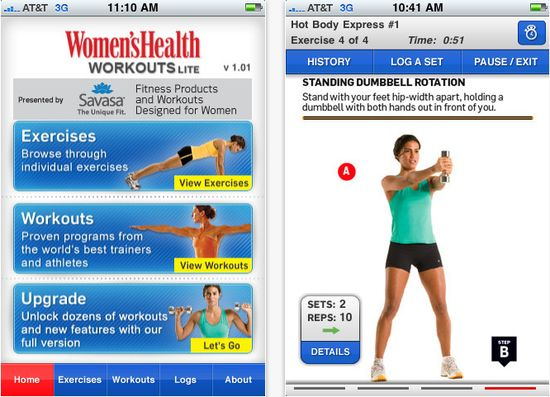 Get our FREE workouts app for iPhone or Android! Women's Health Workouts Lite: www.womenshealthm...
