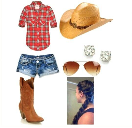Country Clothes #Summer Clothes