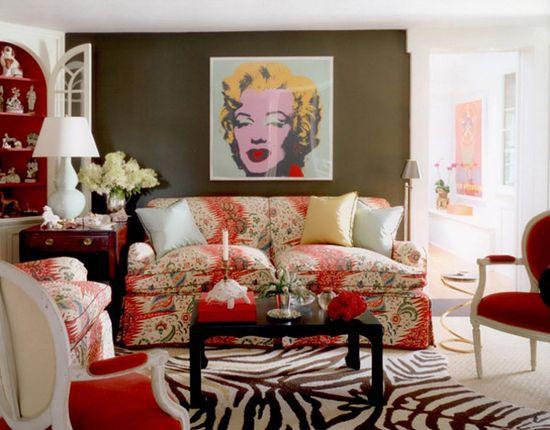 Todd Romano, Designer - Marilyn Monroe by Andy Warhol