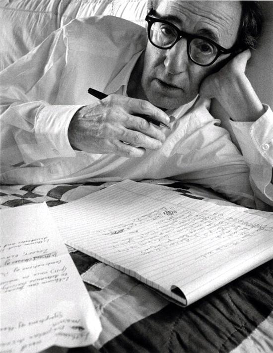 Woody Allen - New York NY - 1996