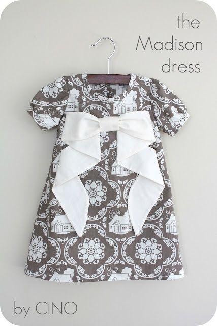 the madison dress tutorial