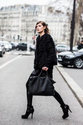 Street Style: Model Off-Duty