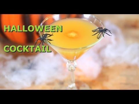 Creepy Halloween Cocktails and Shots Recipes: Pirate-Themed Party Cocktails, Cooking Recipes Blog