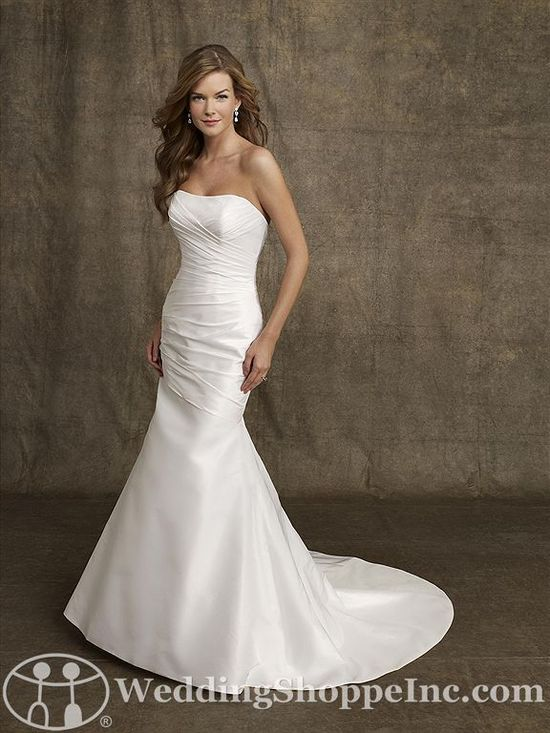 Mori Lee Trumpet wedding gowns