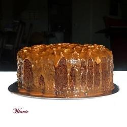 Pumpkin Chocolate-chip Cake
