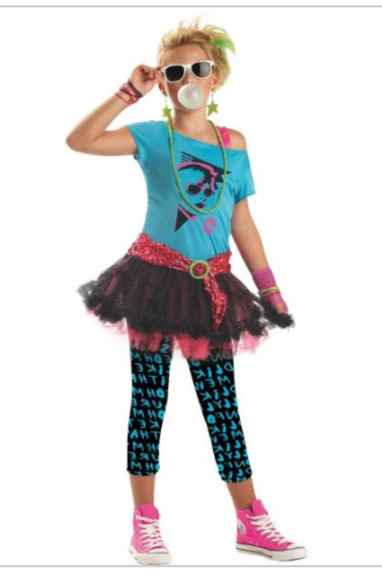 80's halloween costume
