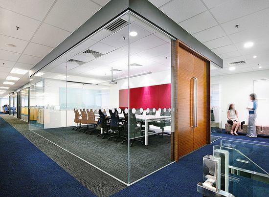 Office design by M Moser Associates by M Moser Associates | Interior Design Architecture, via Flickr