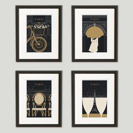 Paris Traveler Collection
