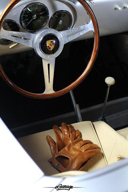 Porsche Dashboard