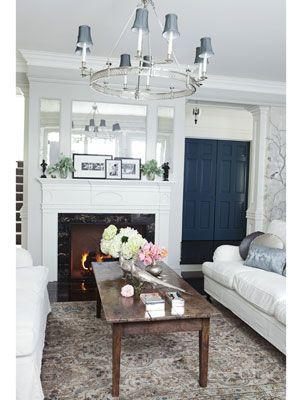 Livable Living Room-Windsor Smith