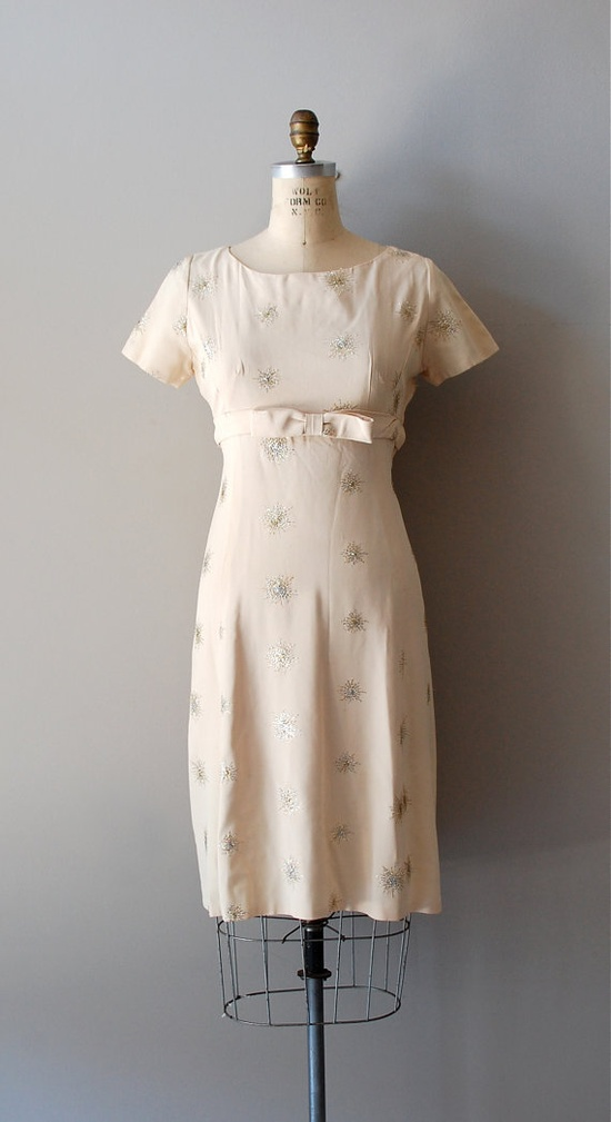 vintage 1950s North Star dress