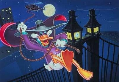 Darkwing Duck! One of my favorite childhood cartoons!