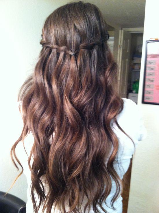Love having long hair!!