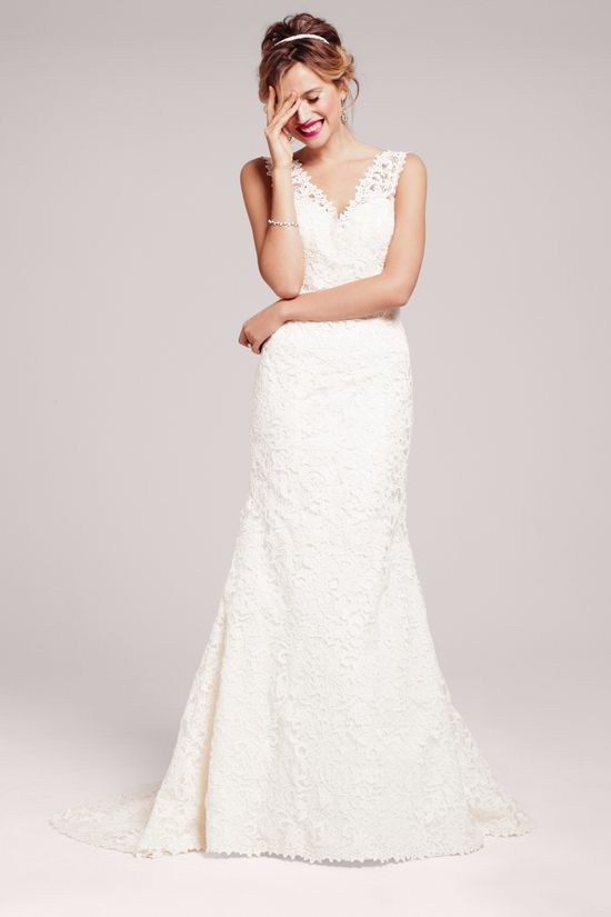 Two by Rosa Clara 'Dakota' gown, available in Nordstrom Wedding Suites