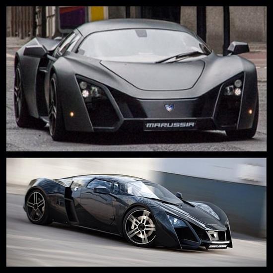Marussia - Supercar Beast