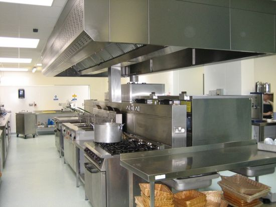 World Automatic Machine Tag Commercial Kitchen Design