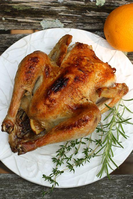 crock-pot roasted chicken