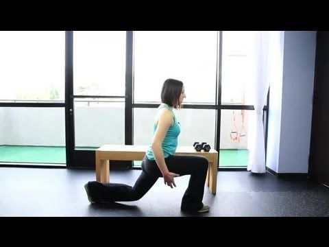 Upper Leg Weight Loss Exercises : Getting in Shape