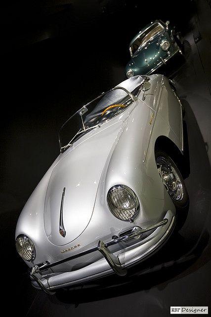 #Porsche 356 Speedster #ClassicCar #coolcars