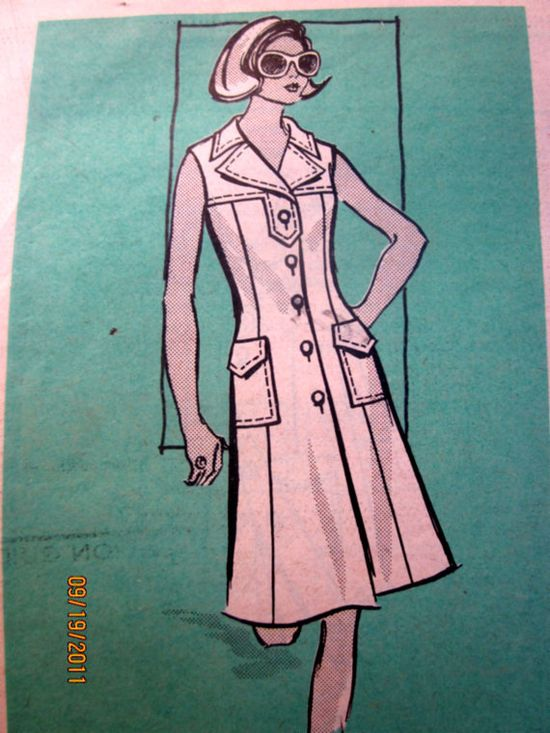 1960's Mail Order Pattern