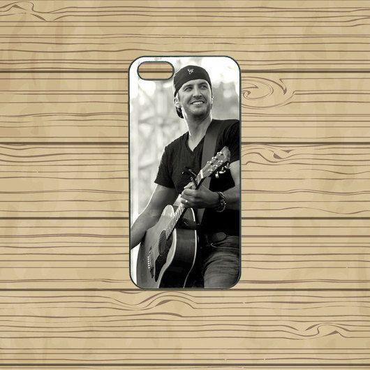 iphone 5S case,iphone 5C case,iphone 5S cases,iphone 5C cover,cute iphone 5S case,cool iphone 5S case,iphone 5C case--Luke Bryan,in plastic.by Missyoucase, $14.95