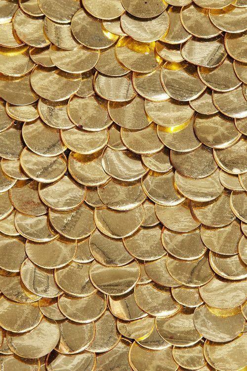 Gold Disks