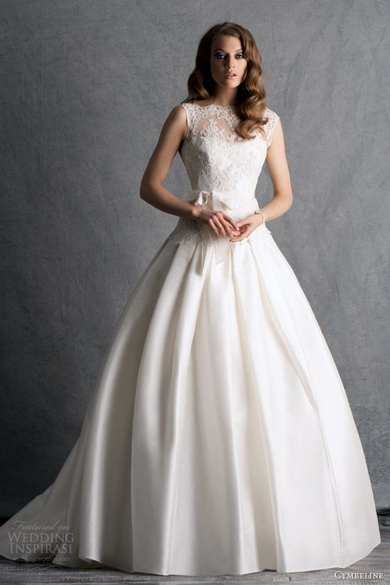 Cymbeline 2014 Wedding Dresses — Je Vous Aime Bridal Collection